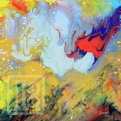Janet Lee - Painting - WYSIWYG
