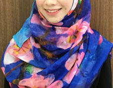 Janet Lee - Art Beyond The Canvas - Hijab