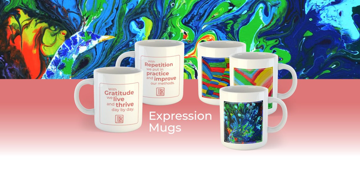 Janet Lee - Expression Mugs